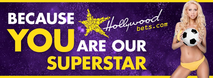 Hollywoodbets.com - Because you are our superstar - International - Bikini Woman holding soccer ball